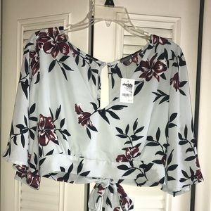 New Charlotte Russe Top